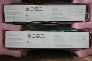 Lot of 2 eldoLED ECOdrive 568//L LED Driver//Controller