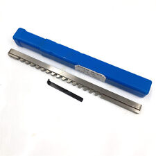 Keyway Broach B Push Type Cutter Involute Spline Cutting Machine Tool 4mm