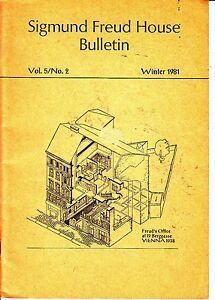 Sigmund-Freud-House-Bulletin-Winter-1981-Architecture-Mental-Illness
