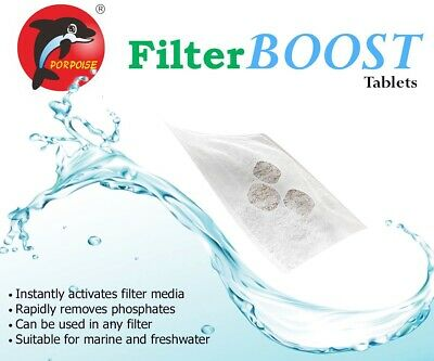 Generous Filterboost Tablet Phosphate Remover 6 Tablets For Up To 200l/52.8gal To Be Distributed All Over The World Pet Supplies