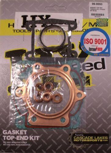 HYspeed Top End Head Gasket Kit Set Yamaha Blaster 200 1988-2006