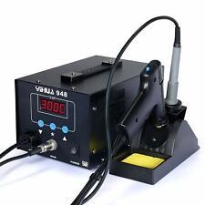 2 In1 Lcd Soldering Desoldering Rework Station Vacuum Gun Yihua 948 Esd Safe