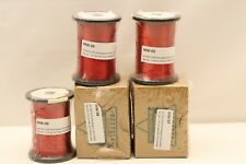 Lot Enameled Copper Magnet Wire 38 Awg 40 Awg 41 Awg 5 Spools 5lbs