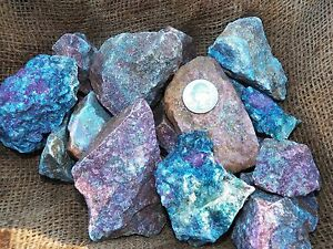 5000-Carat-Lots-of-Ruby-Sapphire-Rough-Plus-a-FREE-Faceted-Gemstone