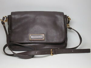 665bb8ed8 Marc By Marc Jacobs Too Hot to Handle Flap Percy Crossbody Bag Carob ...