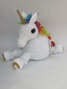 Unicorn Tea Cosy Knitting Pattern to knit your own Unicorn Tea Cosy eBay