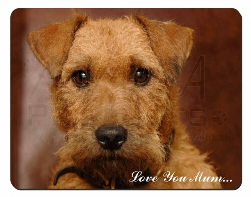 Lakeland Terrier Dog 'Love You Mum' Computer Mouse Mat Christmas Gif, ADLT2lymM