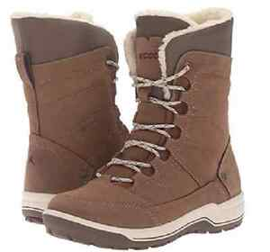 ee2f6ac41 New Womens ECCO Sport Trace Lite High Birch/Dark Clay Boots EU 41 US ...