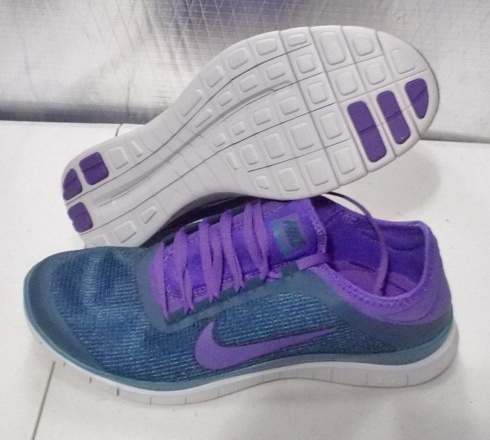 NEW NIKE FREE 3.0 V5 EXT Running WOMENS 11 Purple $120 NR