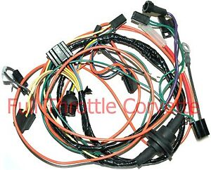 1968 Corvette Air Conditioning AC Wiring Harness NEW   eBay