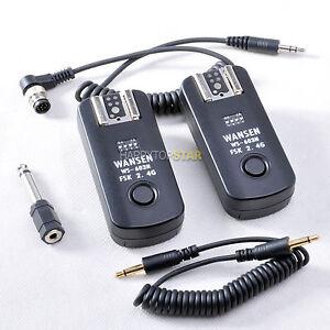 Mc 30 Wireless 2 4g Remote Flash Trigger Shutter Nikon Sb