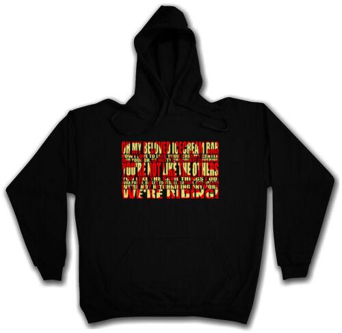 Madness Hooded Sweatshirt Hoodie Ren TV Series Stimpy and /& Ice Bar