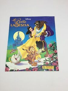 La-Bella-y-la-Bestia-Disney-Album-Completo-Figuras-Panini-1992