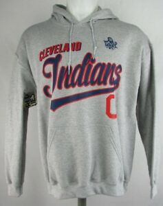 Cleveland Indians World Series Men/'s Hoodie Sweatshirt