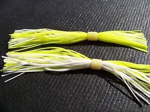 10-SILICONE-SKIRTS-LURE-MAKING-JIGS-SPINNER-CHATTER-BUZZ-BAIT-Silicon-Color-13