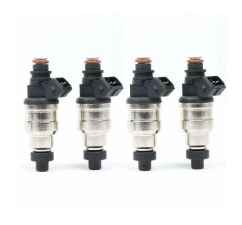 4x 1300cc Flow Matched Fuel Injectors Honda B D or H Series Engines B16 B18 B20