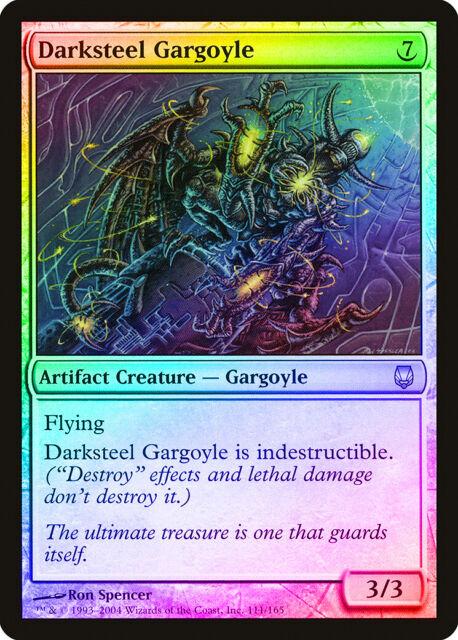 4 Arcbound Fiend ~ Artifact Darksteel Mtg Magic Uncommon 4x x4
