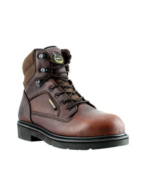 Men's Georgia GB00034 Glennville Composite Toe Waterproof Work Boot NIB