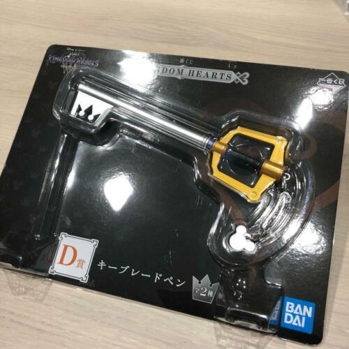Banpresto ichibankuji KINGDOM HEARTS D prize key blade pen 17cm Mickey ver