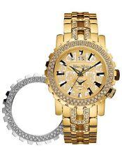 Marc Ecko Men's E30010G1 The Prez Interchangeable Bezel Bracelet Watch