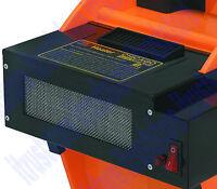 Portable Blower Heater Attachment Heat Converter Plug Into Blower Receptacle