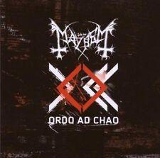 Mayhem - Ordo ad Chao CD 2007 black metal Norway Season of Mist
