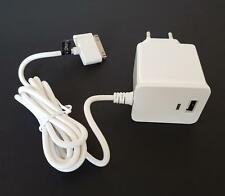 Caricabatterie Rapido 2A Travel Charger + Usb Per Iphone 4 4s 3G Ipad 1 2 hsb