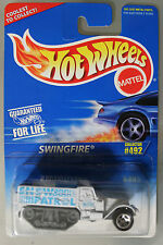 Hot Wheels 1:64 Scale 1996 Series SWINGFIRE (WHITE SNOW PATROL)