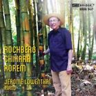 Rochberg, Chihara, Rorem (CD, Apr-2014, Bridge)