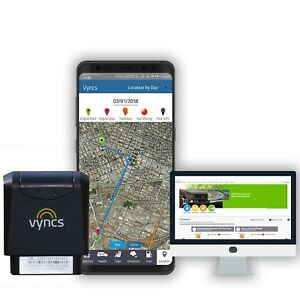 Details about VYNCS Premium: No Monthly Fees GPS Tracker OBD 3G Vehicle GPS  Tracking, Teen