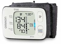 Blood Pressure Wrist Monitor, Health Medical Supplies Equipment Personal Care on Sale