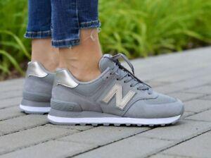 Details zu New Balance WL574WNK Damen Sportschuhe Sneaker