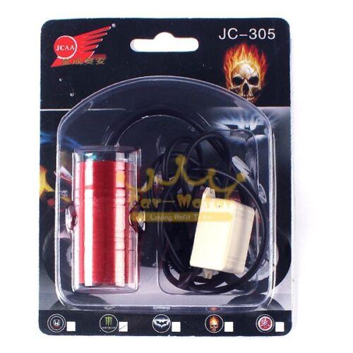 3D Red Dark Knight Batman Logo Motorcycle Ghost Shadow Laser Projector LED Light
