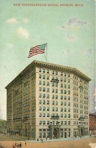 Pontchartrain Hotel Detroit Michigan Mi