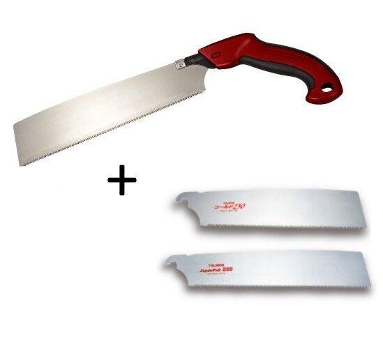 1 Set Japan Pull Aluminist 300 Tajima JPR300A + 2 extra Sägeblätter   Zugsäge | Grüne, neue Technologie  | München Online Shop  | Reparieren  | Verbraucher zuerst