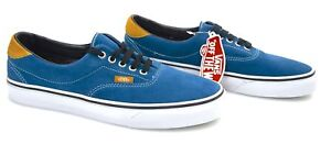 0ce183c2c2 VANS MAN SNEAKER SHOES CASUAL FREE TIME SUEDE CODE ERA 59 UC6DHY