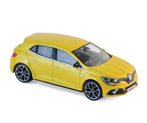 310901 Norev 3 Inches Renault Megane RS 2017 Sirius Yellow
