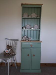 Awesome Details About New Solid Pine Welsh Dresser Not Shabby Chic Farrow And Ball Breakfastroom Green Download Free Architecture Designs Salvmadebymaigaardcom