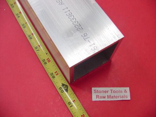 "Aluminum Angle 6061 T6 3/"" x 3/"" x 3//16/"" wall x 60/"""