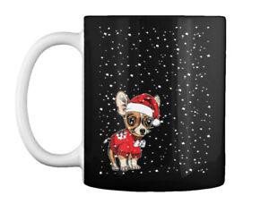 Chihuahua Snow Gift Coffee Mug
