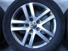 ALUFELGEN ORIGINAL VW ATLANTA GOLF 5 V 6 VI TOURAN CADDY REIFEN 205/55 R16 7mm