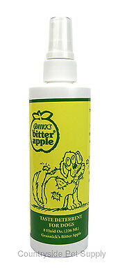 Grannicks Bitter Apple No Chew Spray 8oz