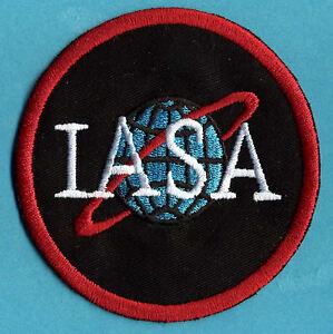 John-Crichton-Farscape-IASA-Embroidered-3-034-Iron-On-Patch