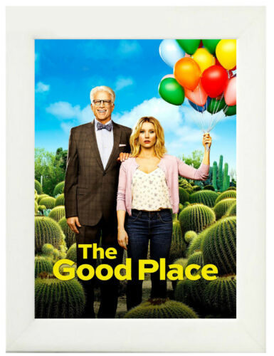 A3 A4 Sizes The Good Place TV Show Poster or Canvas Art Print
