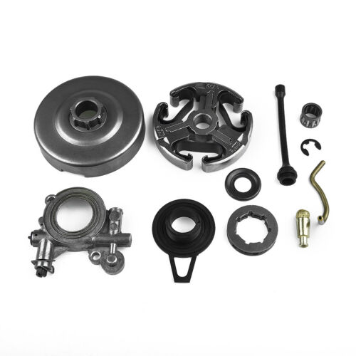 Clutch Drum Kit Kit For Husqvarna 365 371 372 Chainsaw Replacement Supply