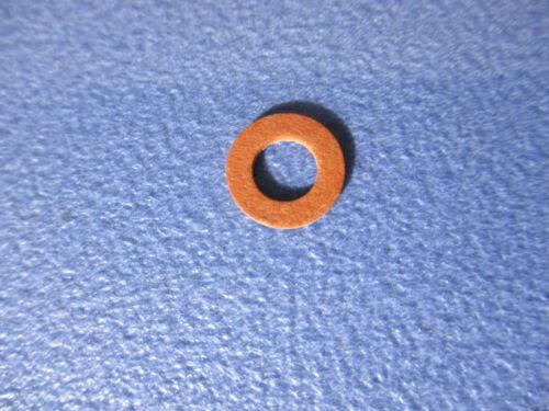 20 Pezzi Anello di Tenuta Guarnizione diametro interno Ø 6 mm esterno-Ø 11,2 mm di spessore 1 mm ma0801138