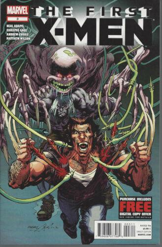 First X-Men  #3  Regular  Cover
