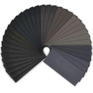 120-a-3000-Papier-d-039-emeri-sec-humide-9x3-6-pouces-42-pieces-pour-la-finit-X9I5