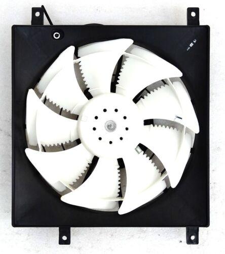 For Suzuki SX4 2007-2013 2.0L L4 A//C Condenser Fan Assembly APDI 6010094