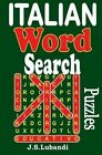 Italian Word Search Puzzles by J S Lubandi (Paperback / softback, 2014)